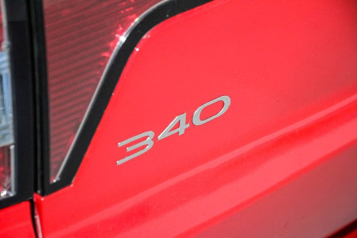 2013 HOLDEN SPECIAL VEHICLES MALOO R8 GEN-F Red