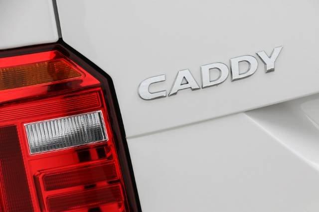 2018 VOLKSWAGEN CADDY TSI220 TRENDLINE SWB 2K MY18 CANDY WHITE