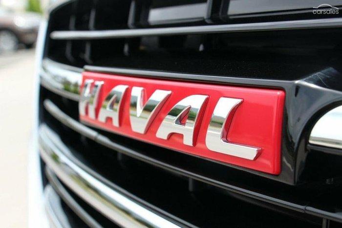 2016 HAVAL H8 PREMIUM (No Series) Silver