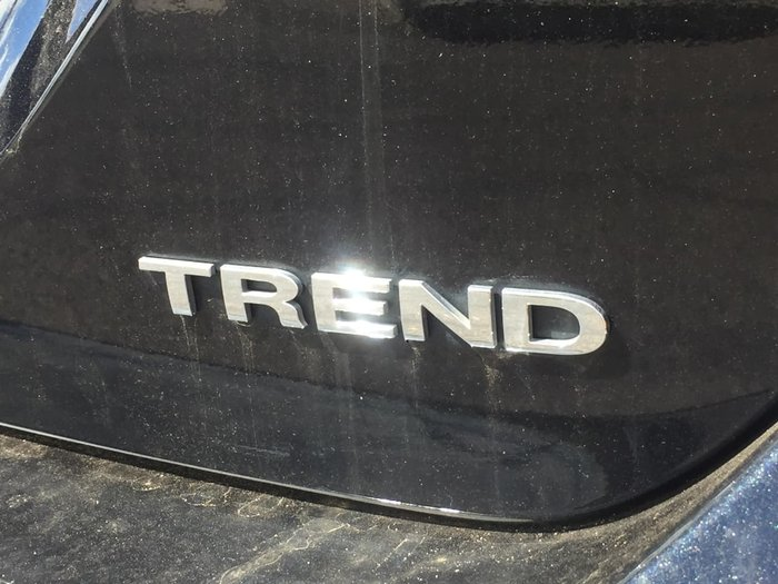 2012 FORD FOCUS TREND LW MKII Black