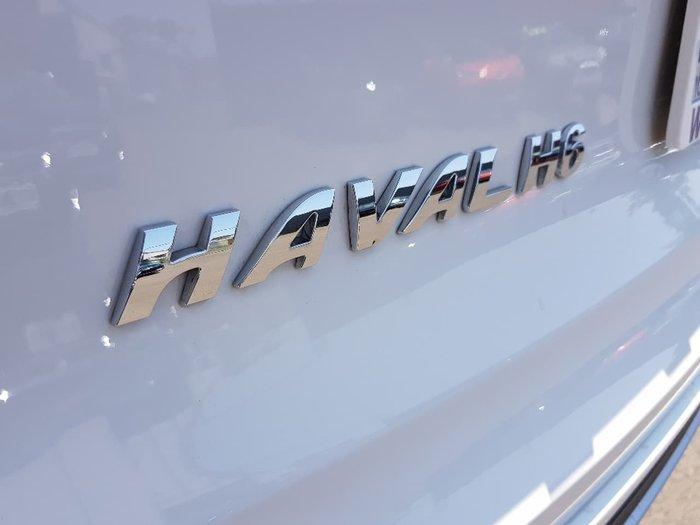2017 HAVAL H6 PREMIUM (No Series) White