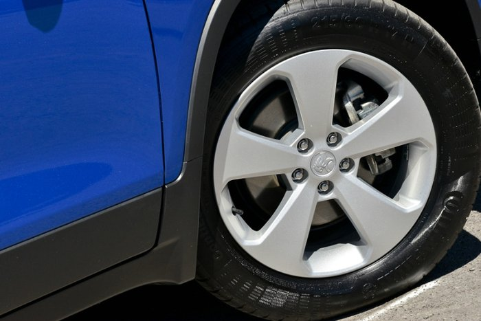 2015 HOLDEN TRAX ACTIVE TJ MY15 BOROCAY BLUE