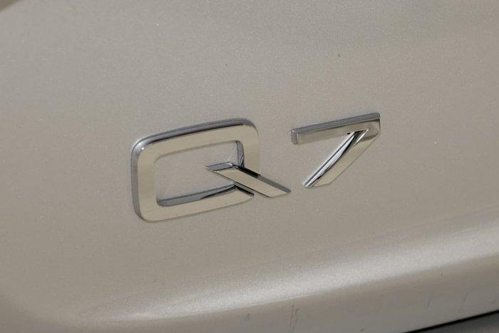 2014 AUDI Q7 TDI (No Series) Silver