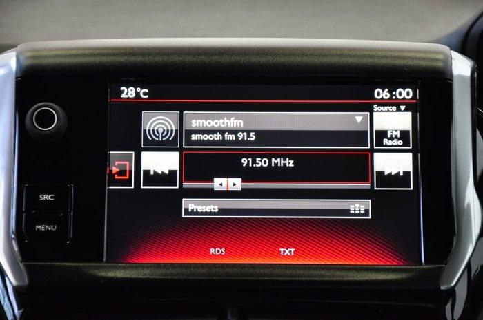 2016 PEUGEOT 208 GTI A9 Black