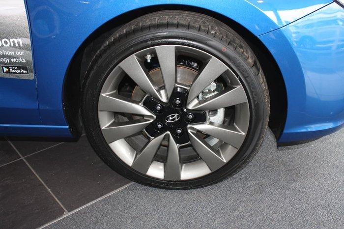 2017 HYUNDAI I30 SR PREMIUM PD Blue