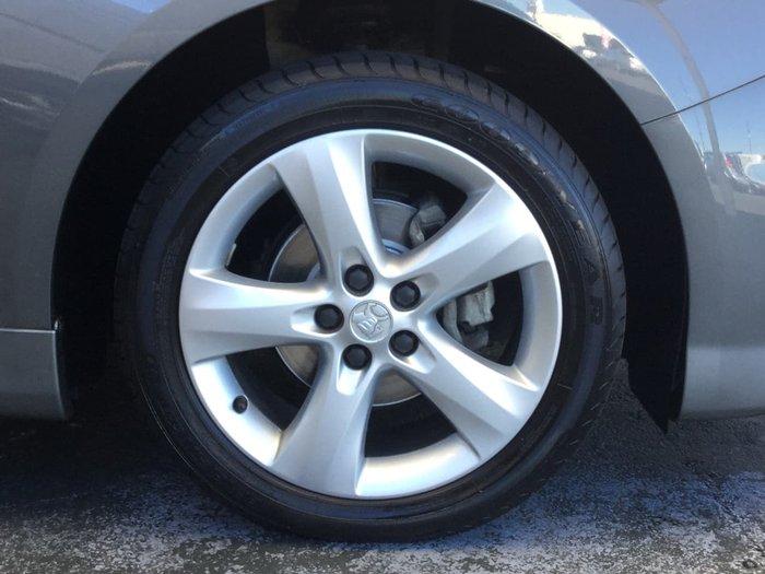 2012 HOLDEN CRUZE SRI-V JH Series II Grey