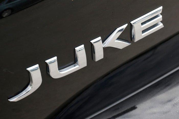 2014 NISSAN JUKE ST F15 Black