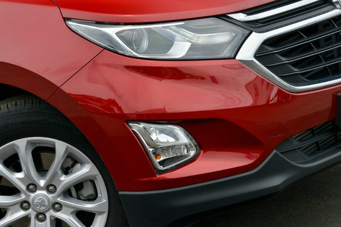 2017 Holden Equinox LS EQ MY18 GLORY RED