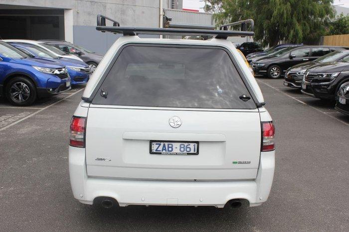 2012 HOLDEN UTE SV6 THUNDER VE Series II