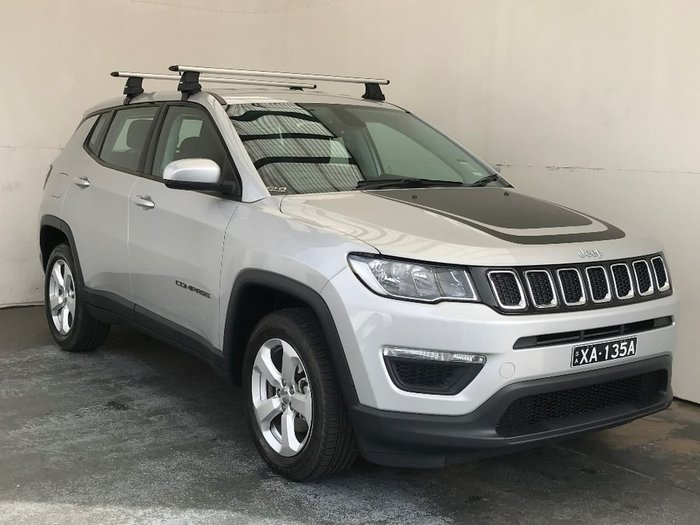 2017 JEEP COMPASS SPORT M6 Silver