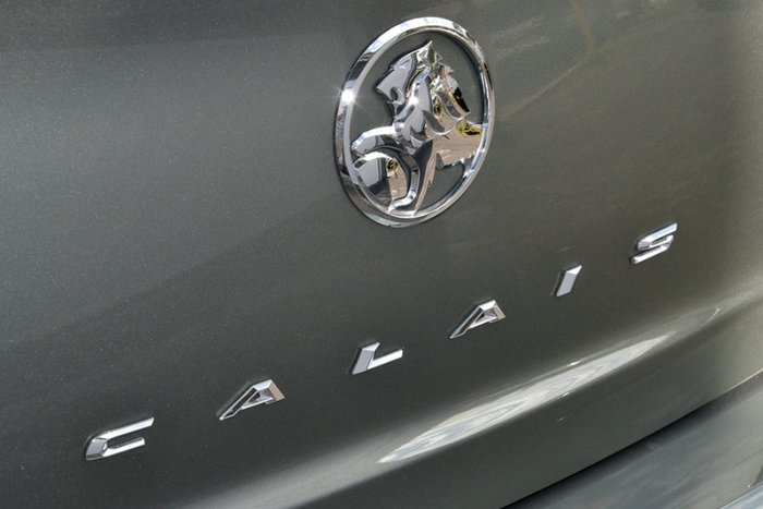 2016 HOLDEN CALAIS V VF II MY16 PRUSSIAN STEEL