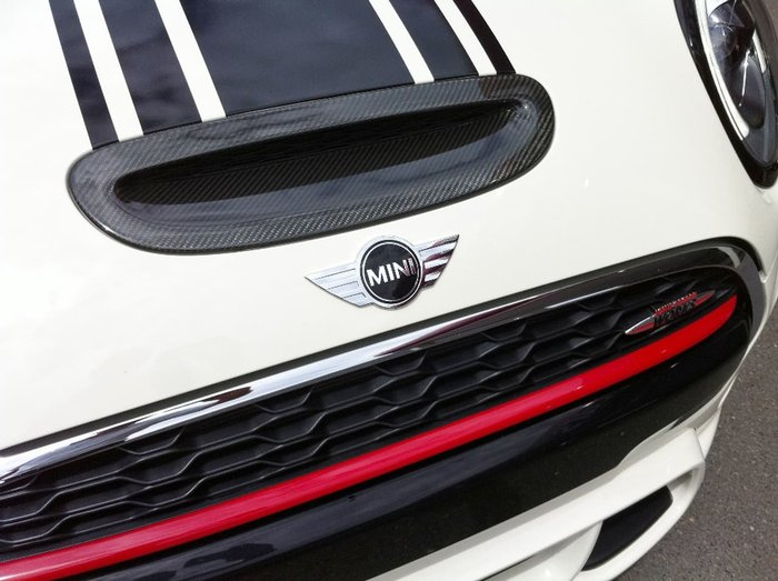 2016 MINI HATCH JOHN COOPER WORKS F56 White