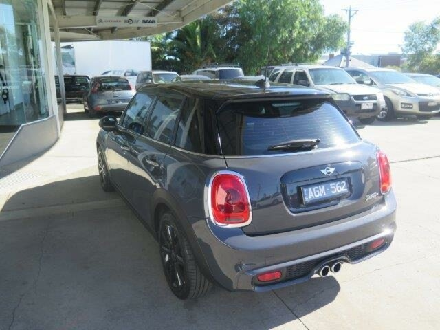 2015 Mini Hatch