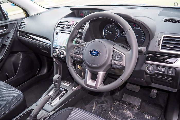 2017 SUBARU FORESTER 2.5I-L SPECIAL EDITION S4 Blue