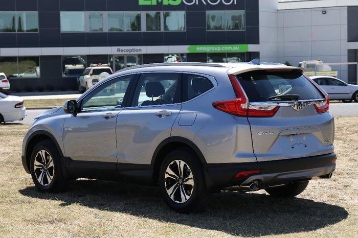2017 HONDA CR-V VTI RW Silver