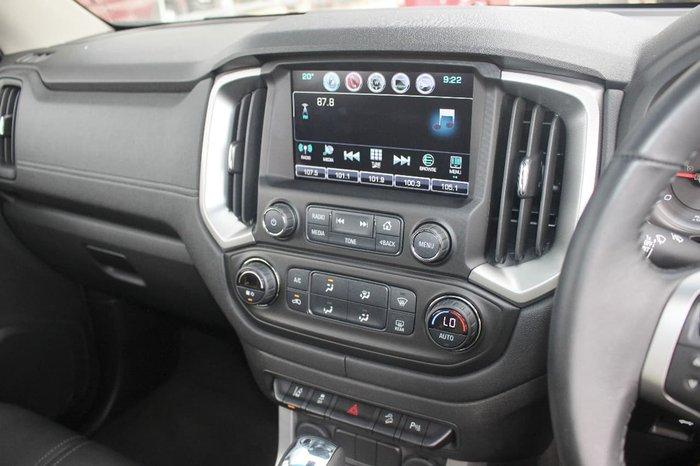 2017 HOLDEN COLORADO Z71 RG Black