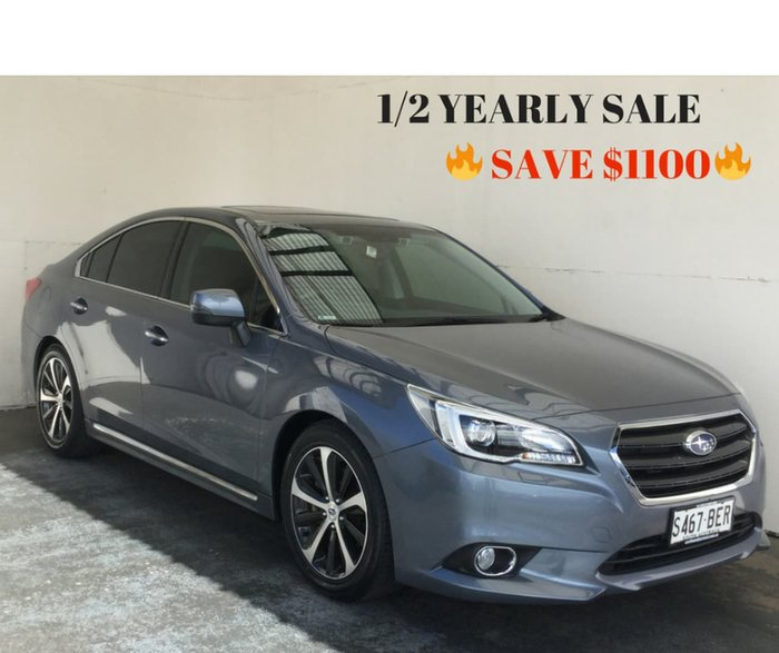 2014 SUBARU LIBERTY 3.6R 6GEN Blue