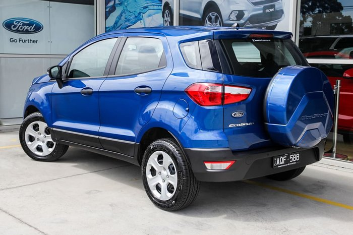 2017 FORD ECOSPORT AMBIENTE BL Blue
