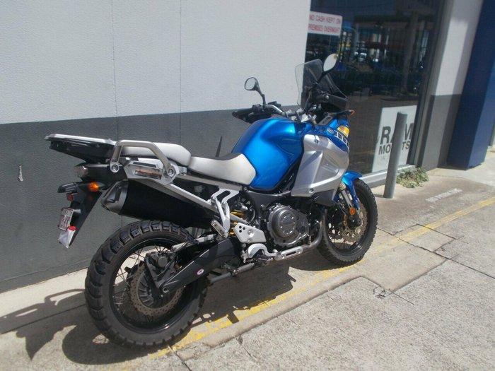 2011 Yamaha Super Tenere Blue