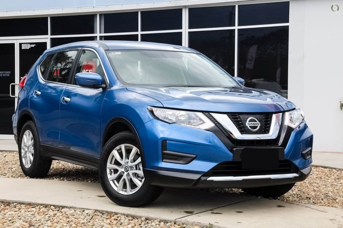 2017 NISSAN X-TRAIL ST T32 Series II Blue