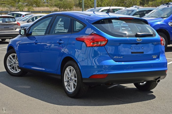 2017 FORD FOCUS TREND LZ Blue