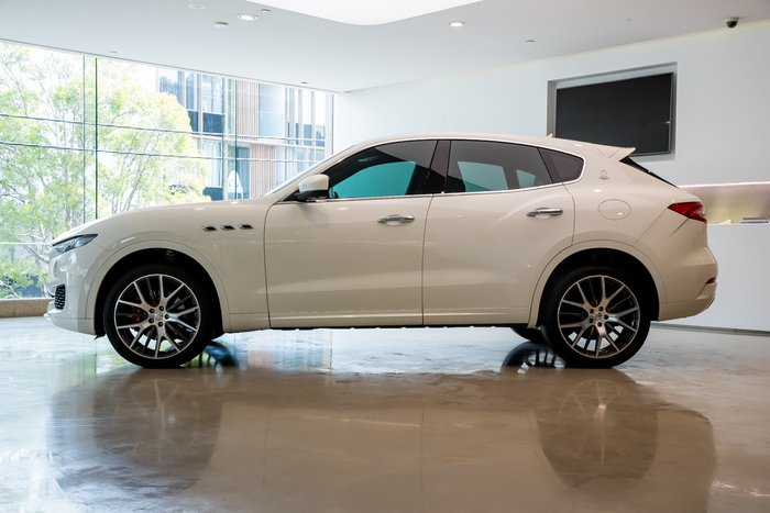 2017 Maserati Levante Sport M161 MY17 4X4 On Demand BIANCO