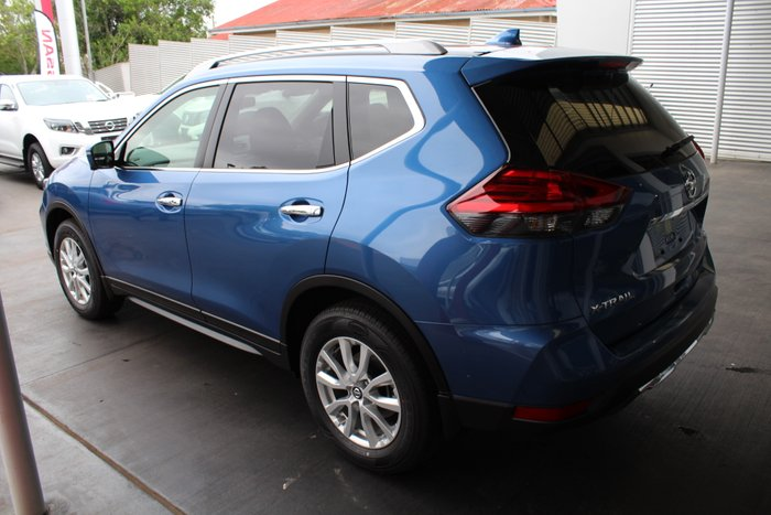 2019 Nissan X-TRAIL ST-L T32 Series II 4X4 On Demand MARINE BLUE