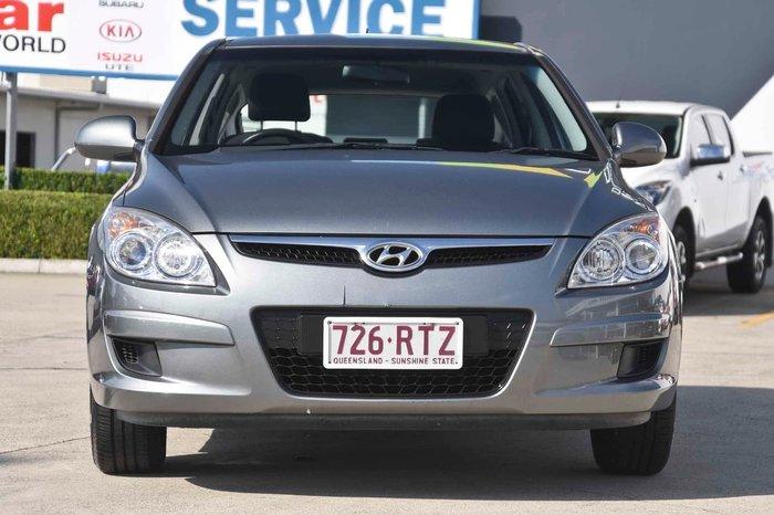 2010 HYUNDAI I30 SX FD Grey