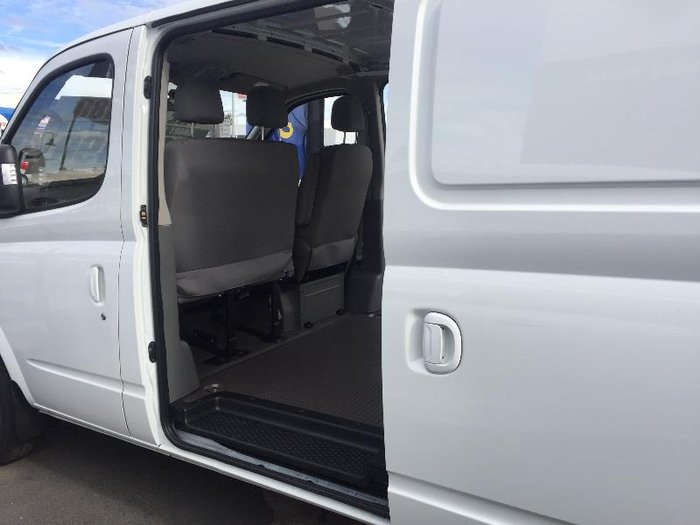2016 LDV V80 WHITE