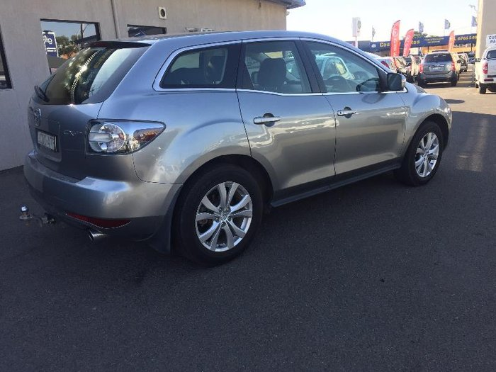 2011 Mazda CX-7 Sports Grey