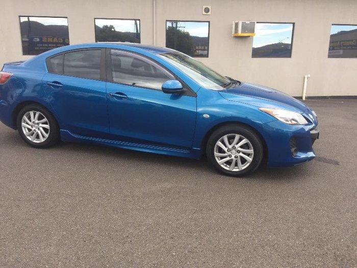2011 Mazda 3 Maxx Sport BL10F2 Blue