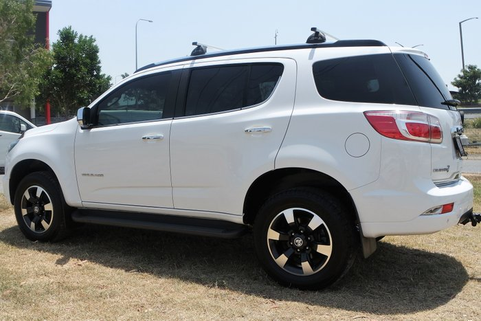 2016 Holden Colorado 7 Trailblazer RG MY16 4X4 Dual Range WHITE