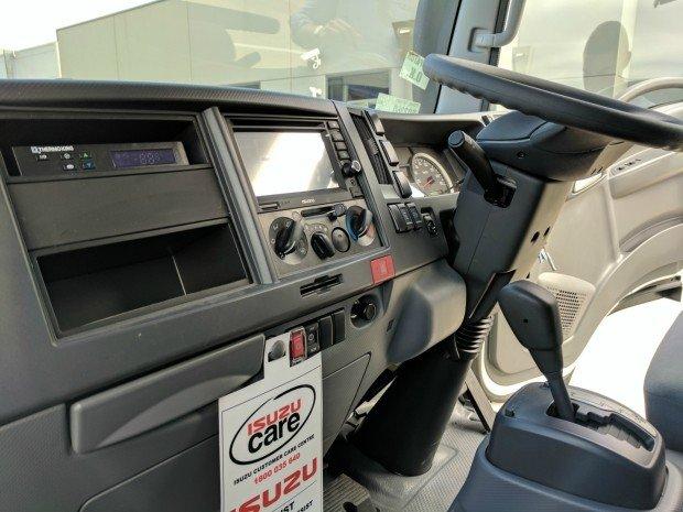 2018 Isuzu NLR 45 150 AMT TIPPER