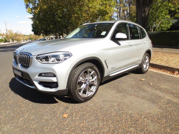 2017 BMW X3 XDRIVE20D G01 Silver