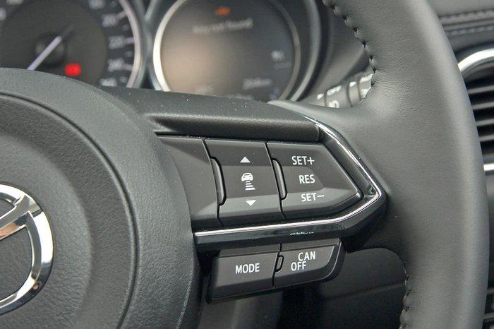 2017 MAZDA CX-5 AKERA KF Series Black