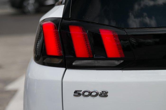 2018 PEUGEOT 5008 ALLURE (No Series) White