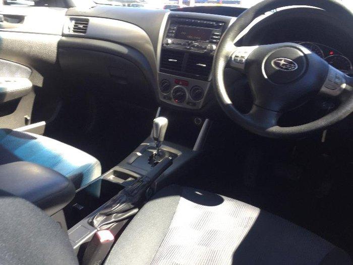 2009 Subaru Forester X S3 MY09 White