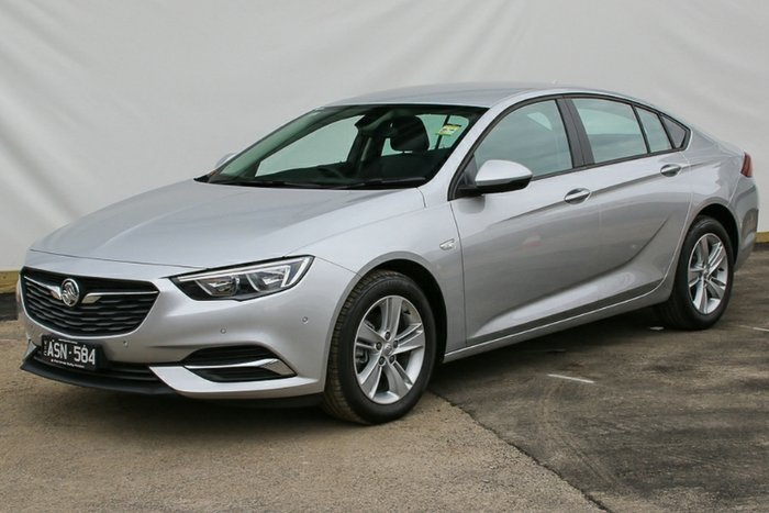2018 HOLDEN COMMODORE LT ZB MY18 NITRATE