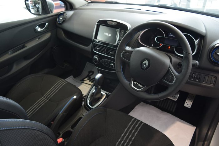 2017 RENAULT CLIO GT-LINE IV B98 Phase 2 Grey