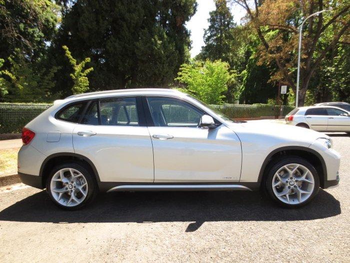 2015 BMW X1 SDRIVE18D E84 Silver