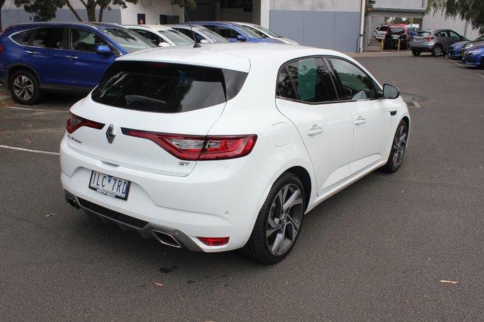 2017 RENAULT MEGANE GT BFB White