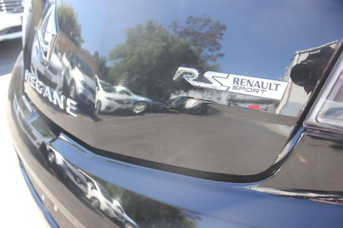2016 RENAULT MEGANE R.S. 275 CUP III D95 Phase 2 Black