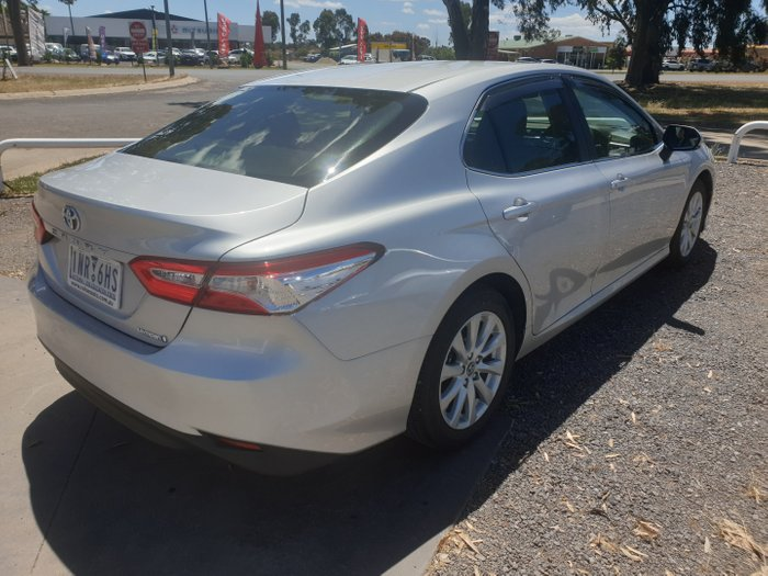 2018 Toyota Camry Ascent AXVH71R SILVER OR CHROM