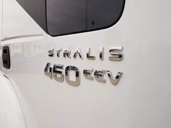 2018 Iveco Stralis ATi-460 4x2 Prime Mover white