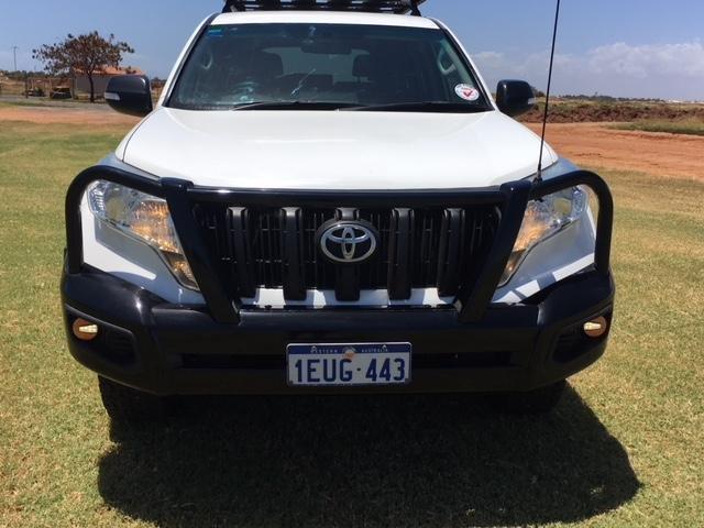 2014 Toyota Prado