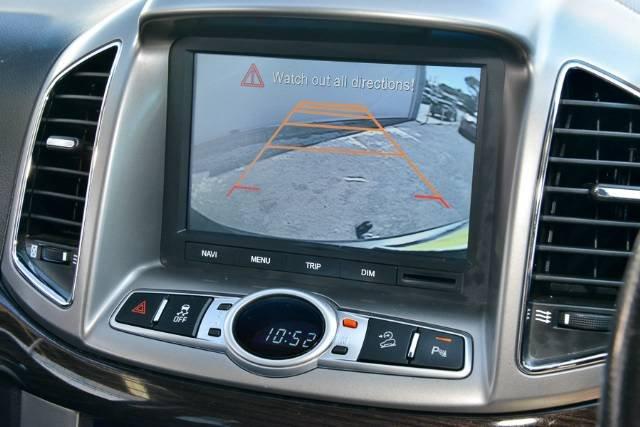 2015 HOLDEN CAPTIVA 7 AWD LTZ CG MY15 GREY