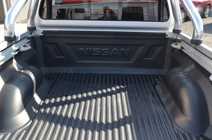 2016 NISSAN NAVARA ST-X D23 Silver