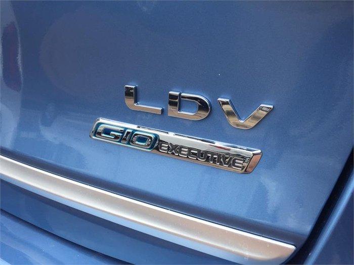 2017 LDV G10 SV7A BLANC WHITE
