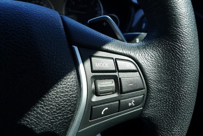 2013 BMW 320I F31 Black