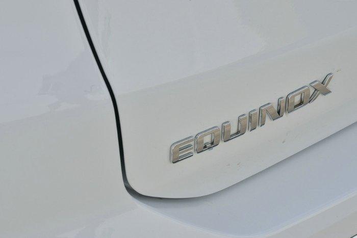 2018 HOLDEN EQUINOX LTZ EQ MY18 SUMMIT WHITE